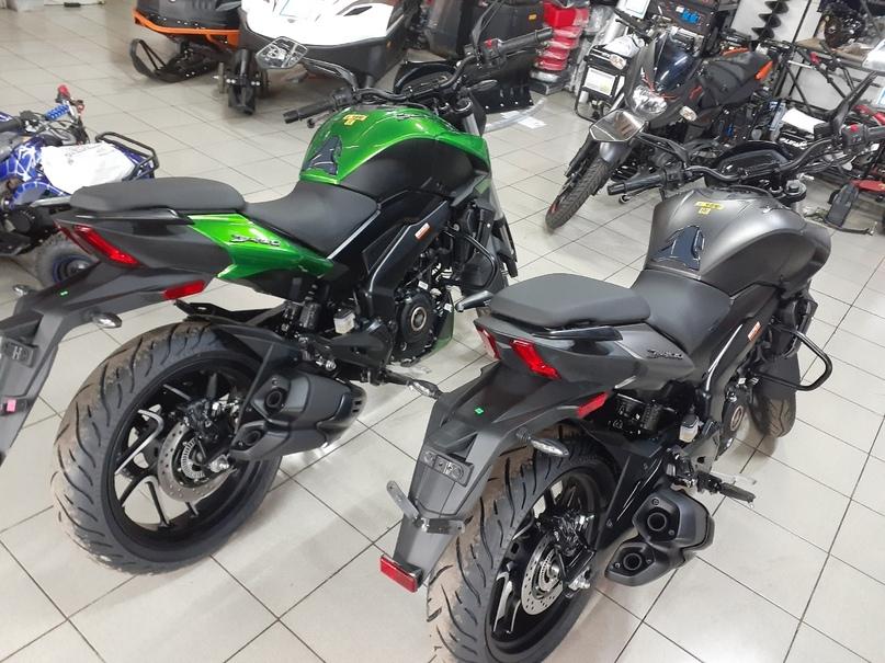 Обзор мотоцикла Bajaj Dominar, изображение №3
