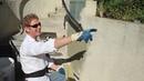 New plastering finishes, Plastering CMU block walls