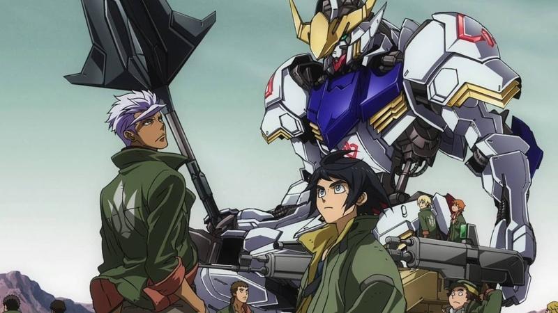 Обзор вселенной Gundam. Часть 7: Iron Blooded Orphans/Железнокровные сироты