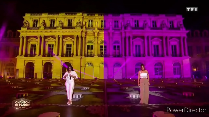 Amel Bent ft Imen Es Jusqu'au bout Live la chanson de l'année 2020