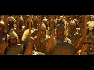 Александр (2004). Битва при Гавгамелах