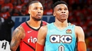 Portland Trail Blazers vs Oklahoma City Thunder - Full Game 3 Highlights | April 19, 2019 Playoffs