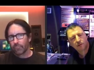 Trent Reznor and Atticus Ross: Composing 'Watchmen' was 'super rewarding, fulfilling' | GOLD DERBY
