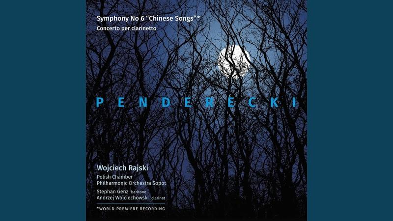 Viola Concerto Version for Clarinet Strings Percussion Celesta IV Vivo