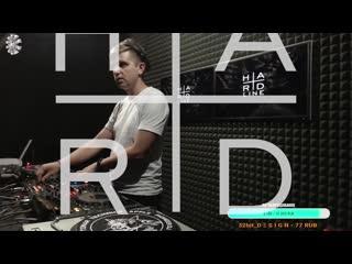 BEN SINGULAR - Reactor Radio LIVE (Hard Line )
