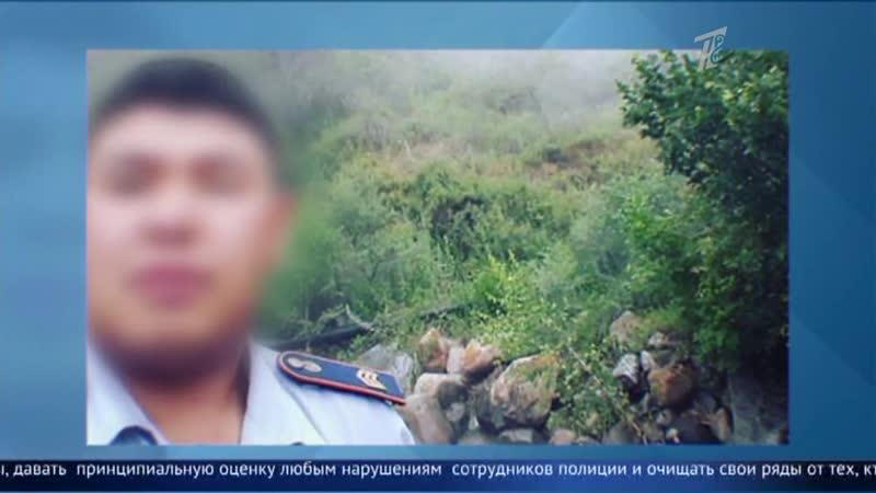 Наезд на полицейских в Алматы: Погон лишились несколько сотрудников