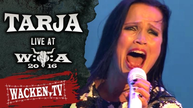 Tarja 6 Songs Live at Wacken 2016