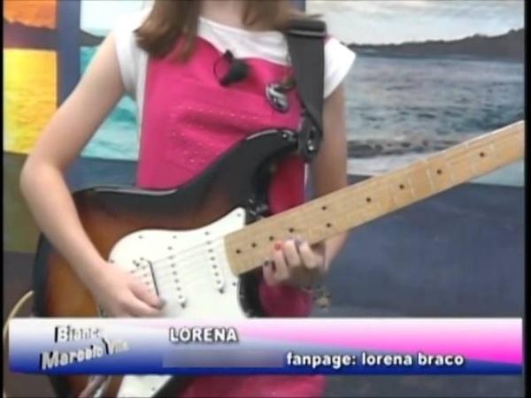 Lorena Braco 9 Anos O MILIONÁRIO Os Incríveis The Clevers The Dakotas