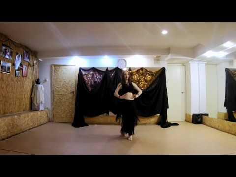 Tribal Fusion by Irina Bel'ka as Latin America Yule Party