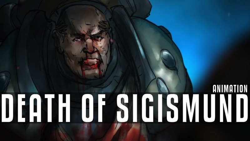 The Death of Sigismund Animation