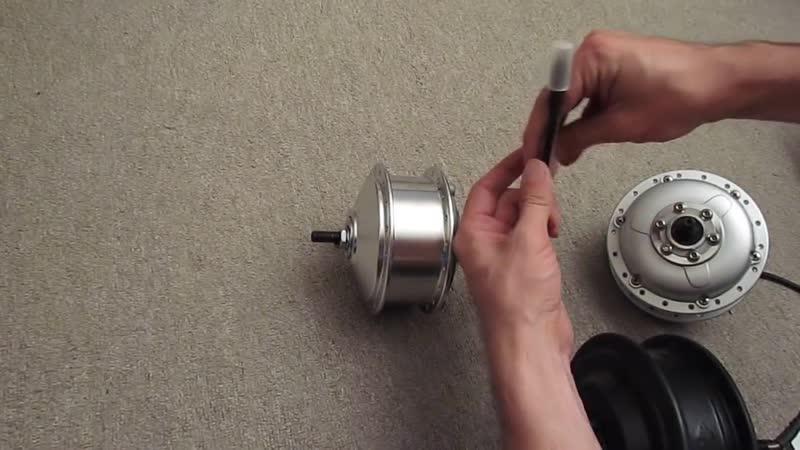 Как выбрать мотор-колесо для велосипеда (электровелосипеда) Часть1