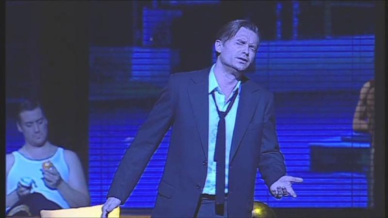 Pavol Breslik singing Lensky's aria from EUGENE ONEGIN