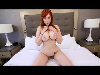 Lauren Phillips - Keep You Cumming (MILF, POV, Redhead, Big Tits, Big Naturals, Big Areolas, Big Ass, Blowjob, Deep Throat)