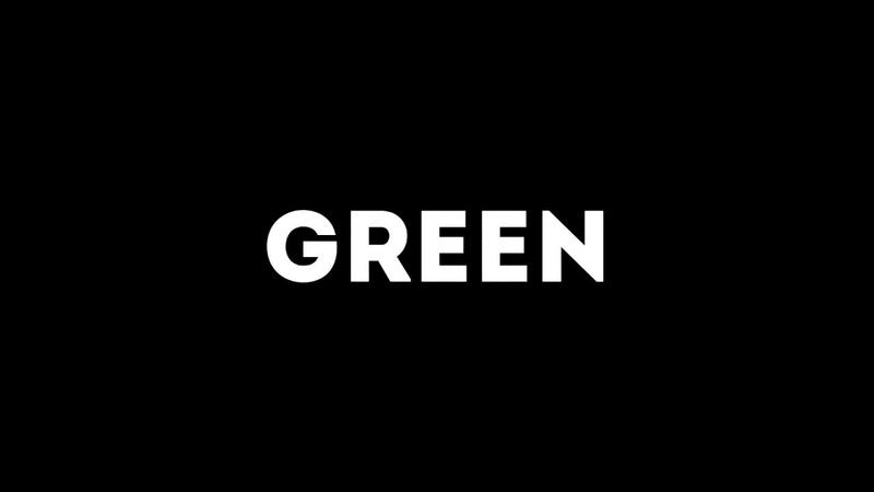 GREEN THE BALLAS