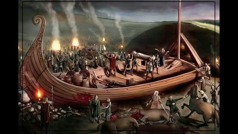 The Viking Burial Ships of Estonia