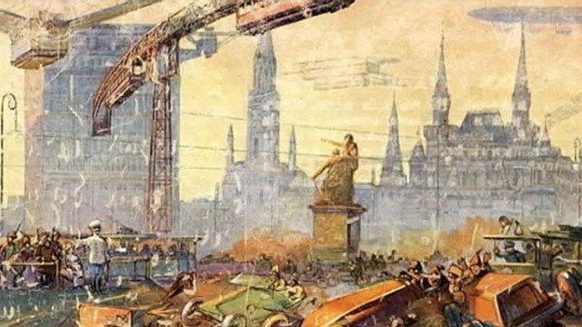 Старый новый 2013-й— советский взгляд изпрошлого вбудущее. Новости. Первый канал