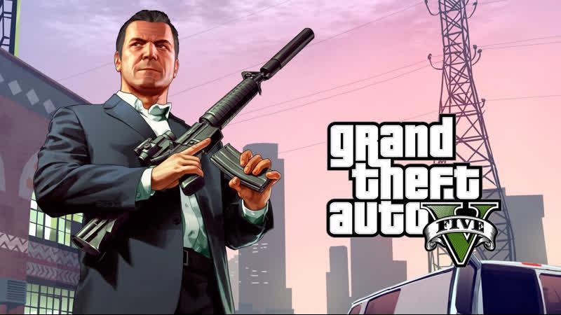 Grand Theft Auto V Часть 2 Тысяча смертей и черти