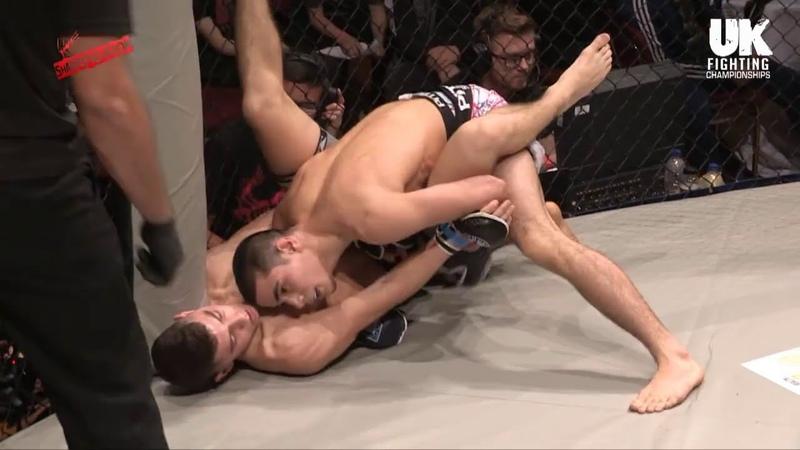 UK Fighting Championships 5 Amateur Interim Flyweight Title Muhammad Mokaev vs Jack Eglin