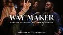 Way Maker - Darlene Zschech William McDowell | REVERE (Official Live Video)