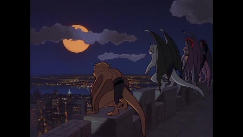 Gargoyles 1x04 El despertar Parte 4
