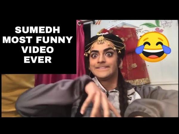 Sumedhmudhgalkar funny videos Sumedh mudgalkar offscreen videos Sumedh Mallika funny videos