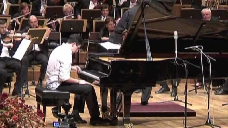Giorgi Mikadze with Vakhtang Kakhidze Tbilisi Symphony Orchestra