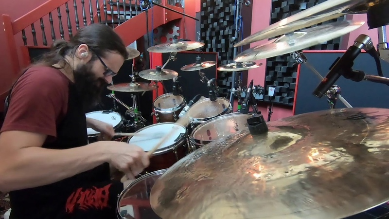 Kevin Paradis - Benighted - Nails - Exclusive Drum Play-through
