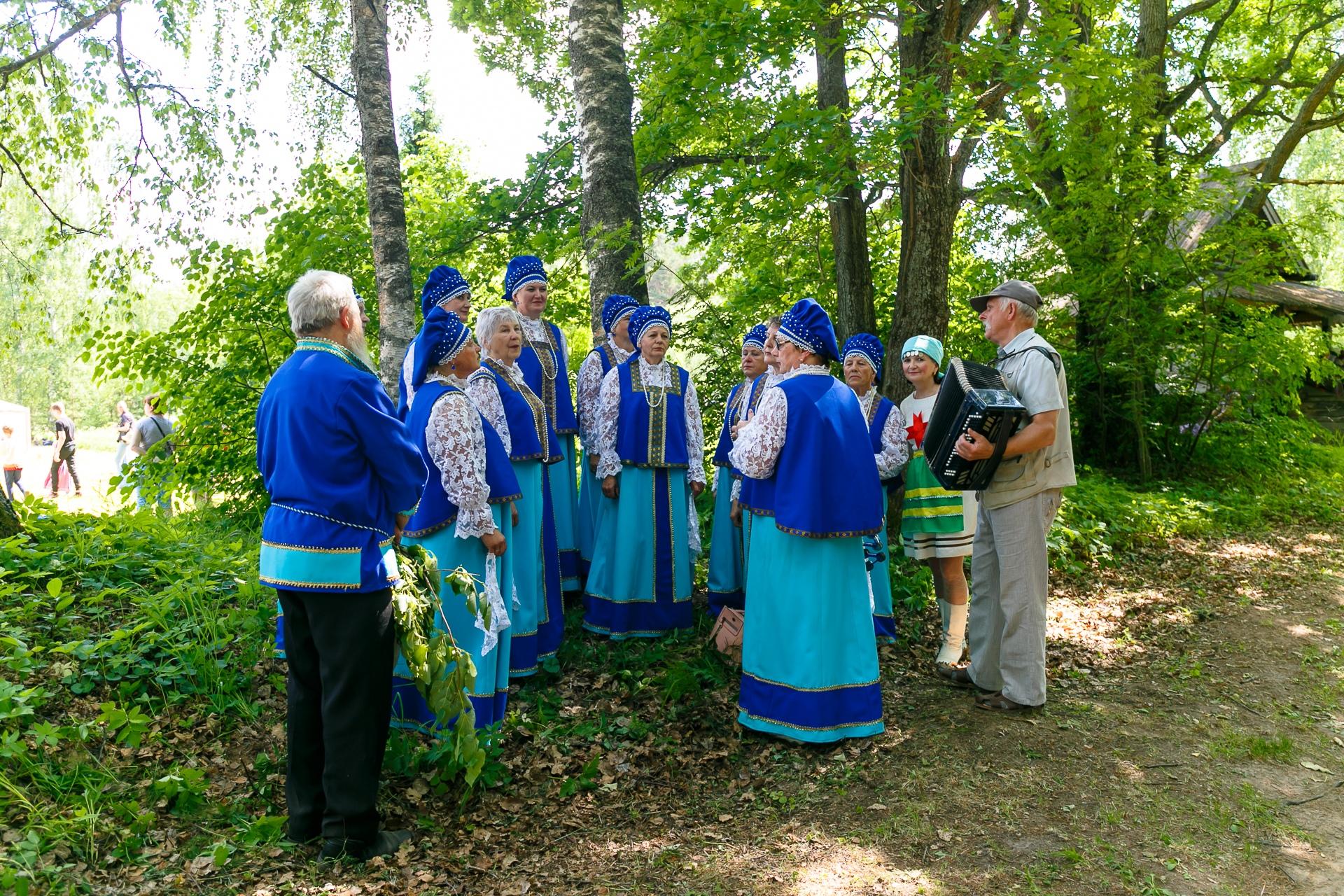 Виртуальными гостями «Троицких гуляний»в Тверской области стали более 12тысяч человек