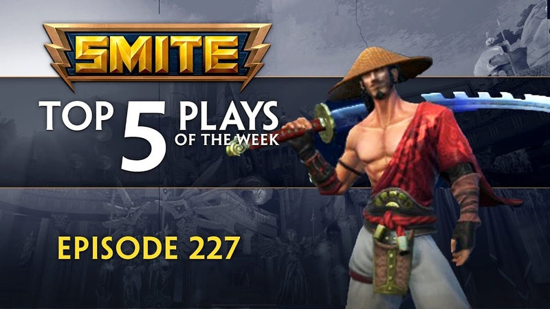 SMITE - Top 5 Plays - 227