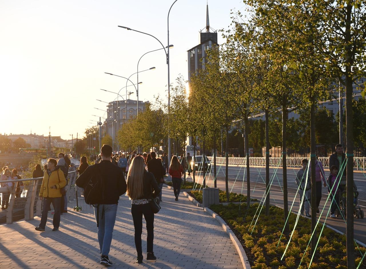 В Курской области применят лучшие практики благоустройства общественных территорий