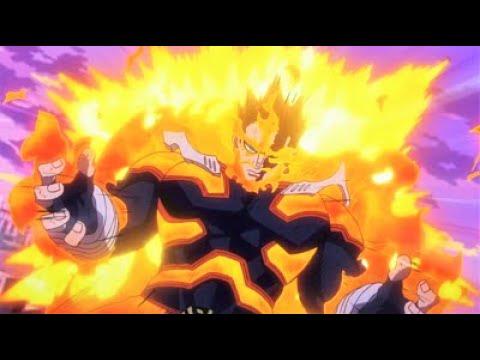 Endeavor (Plus Ultra Prominence) vs High End - Boku no Hero Academia Season 4「AMV」- Time of Dying ᴴᴰ