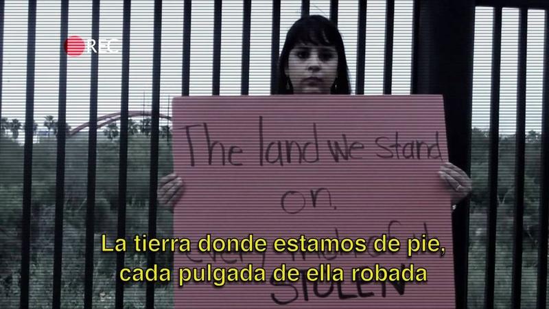 Todos Somos Ilegales with Residente Tom Morello Chad Smith