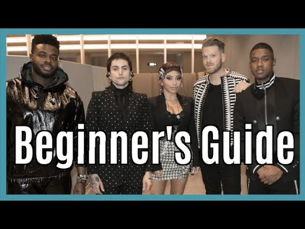 Beginner's Guide to Pentatonix