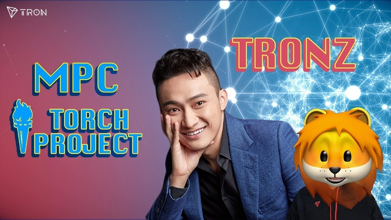 TRONZ MPC Torch Project