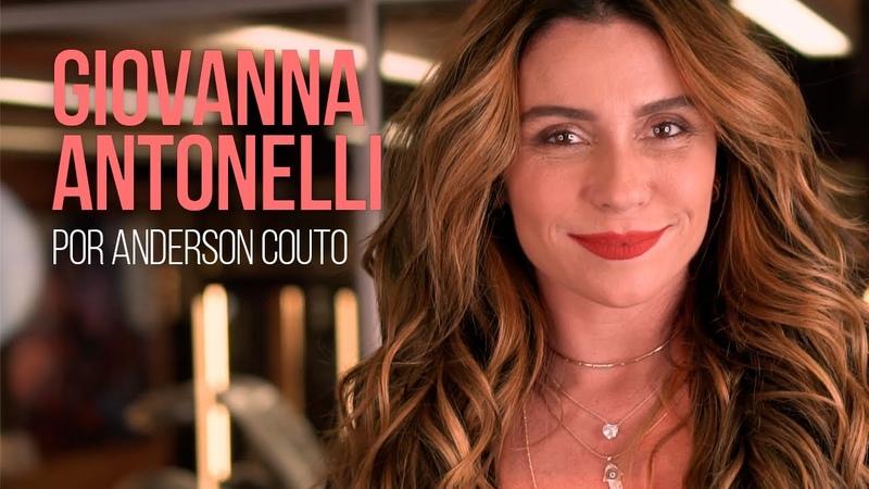 MORENA ILUMINADA DE PERSONALIDADE Giovanna Antonelli por Anderson Couto