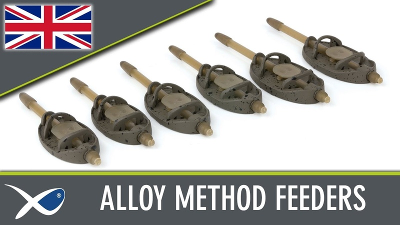 *** Coarse Match Fishing TV *** Alloy Method Feeders