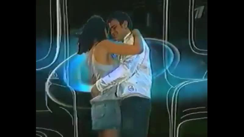 20 апреля 2005 года прошли съемки рекламного ролика Samsung клуб Зона 📱🎉🎊@alsou abramova official