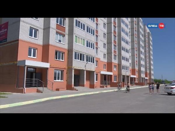 Готовые квартиры от застройщика Елецспецстрой предлагает жилые объекты Александровский сад