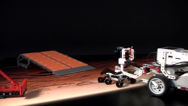 Космическая миссия LEGO® MINDSTORMS® Education EV3