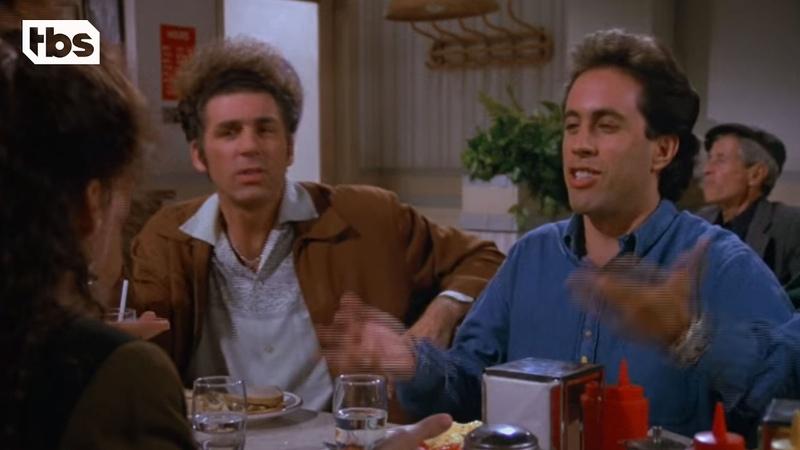 Seinfeld The Contest Clip TBS