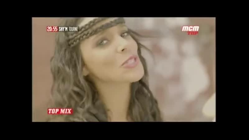 SHY'M Tourne MCM TOP TOP MIX