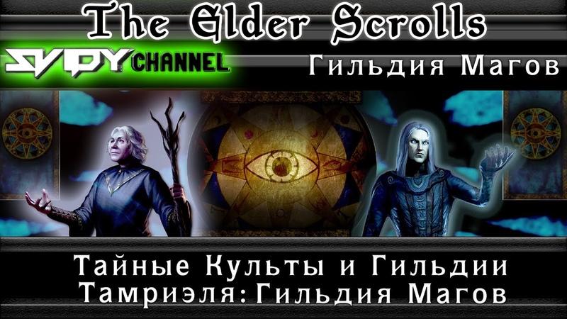 The Elder Scrolls Тайные Культы и Гильдии Гильдия Магов