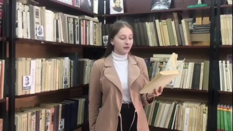 Мурашова Елизавета 10А класс