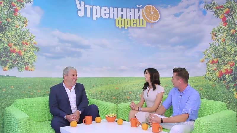 Интервью актёра Александра Робака Как сериал Домашний арест связан с Ярославлем