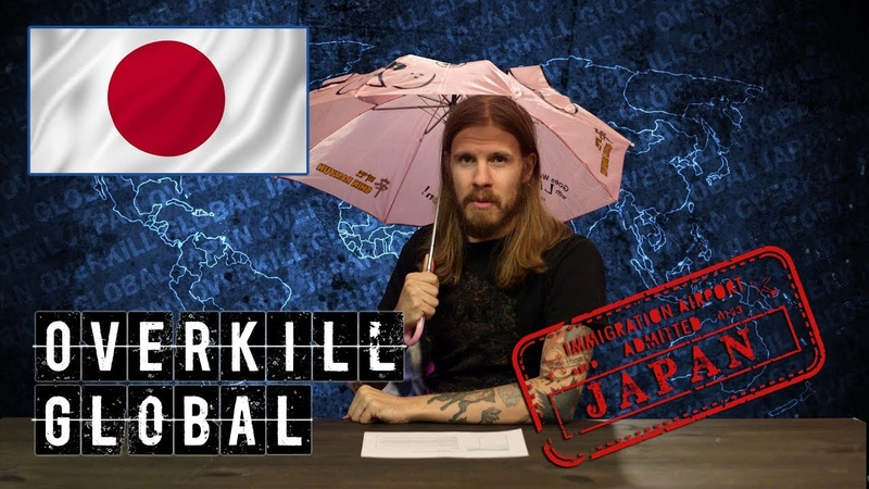 Japanese Heavy Metal Girl Groups | Overkill Global Metal Reviews