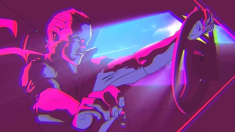 W O L F C L U B - Rush (3D Visualizer)