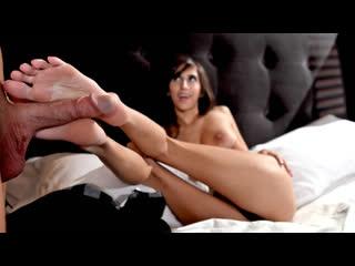 April O'Neil [HD Full, All Sex, Brunette, Teen, Brazzers, Footjo