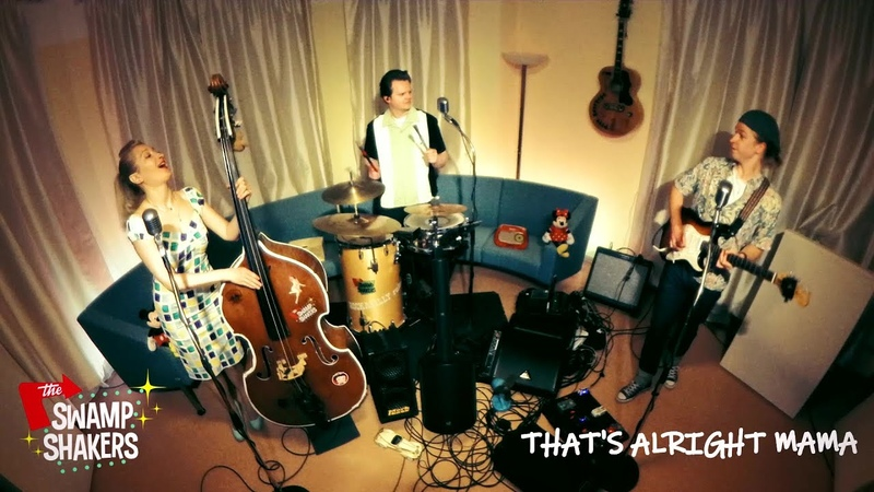 The Swamp Shakers That's Alright Mama live Elvis Presley Cover Living Room Sessions