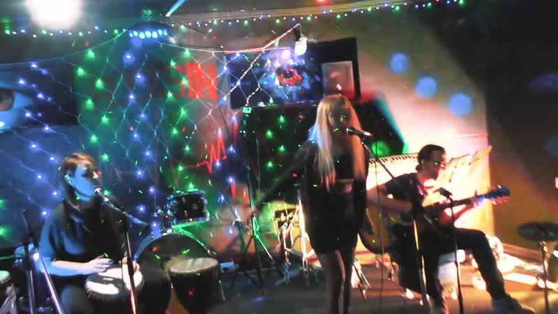 Пикник на обочине Флейта Лилит Маша и Медведи cover Без тебя RockSin 21 03 20