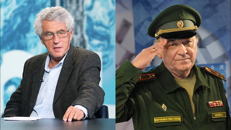 Парад во время пандемии — для одного человека или для всей страны Леонид Гозман и Виктор Баранец